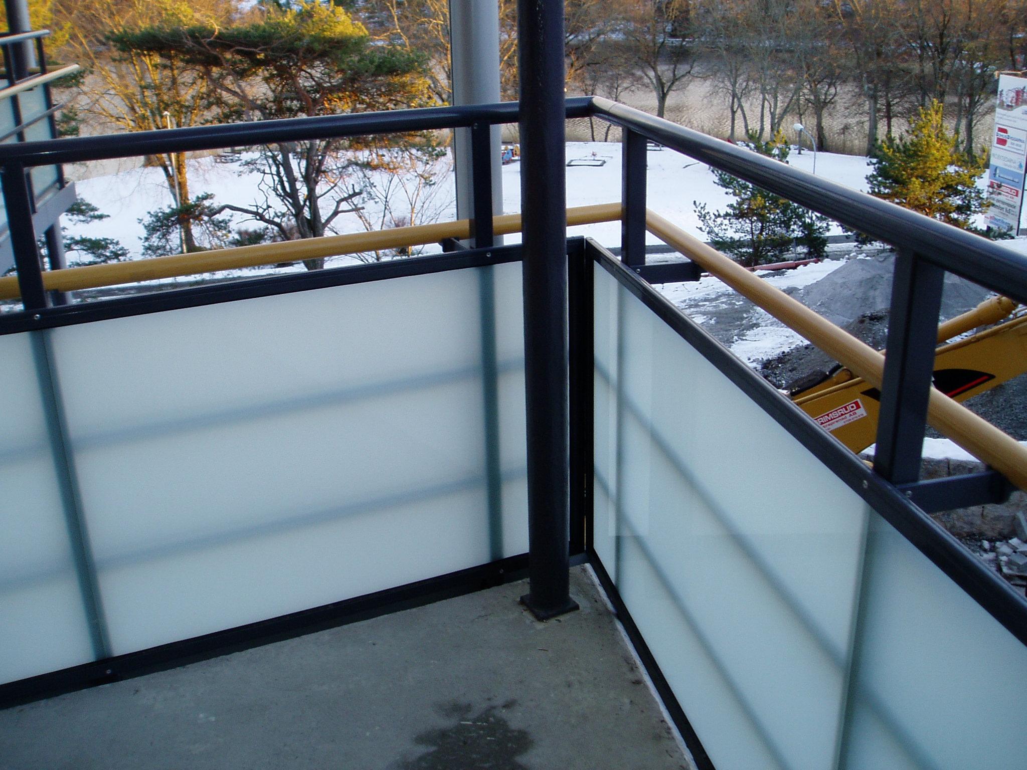 Horn balkong